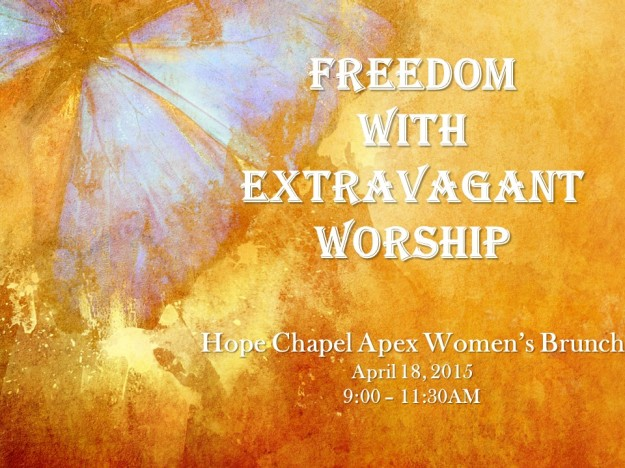 FreedomThruExtravagantWorshipBrunch